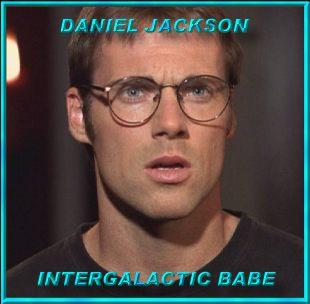 Erique's Daniel Jackson Page